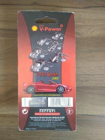 cc1942ab0498a Chaveiro Ferrari - F430 Spider - Postos Shell - Hobbies e coleções ...