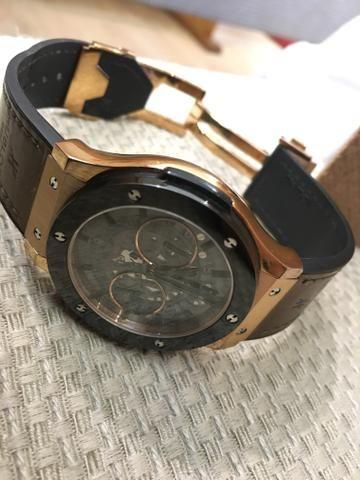 ceb6b87193a Relógio hublot - Bijouterias