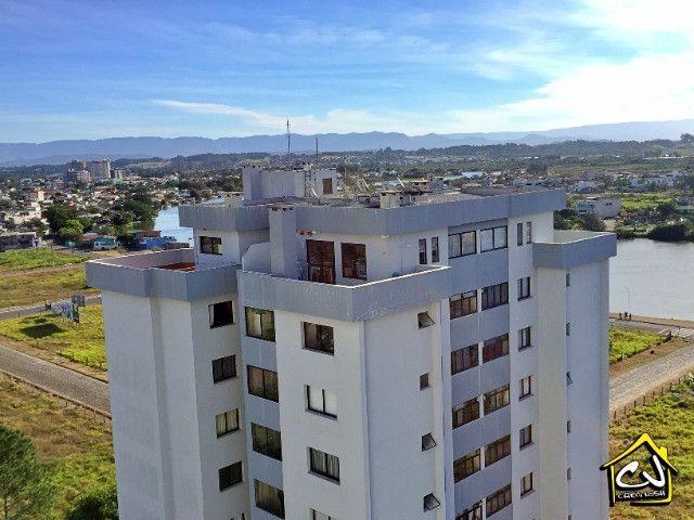 Apartamento c/ 3 Quartos - 2 Vagas - Mobiliado - Linda Vista Rio - Foto 2