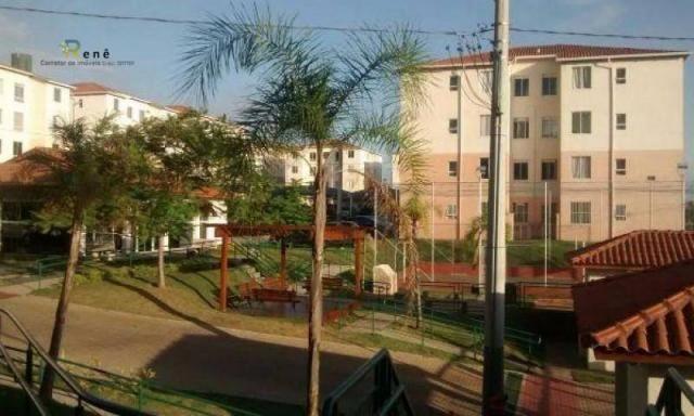 Apartamento pronto em Hortolândia Região Central- Cond. Laranjeiras - Foto 9