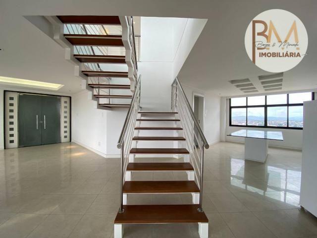 Apartamento Duplex com 4 dormitórios à venda, 390 m² por R$ 1.600.000 - Centro - Feira de  - Foto 11