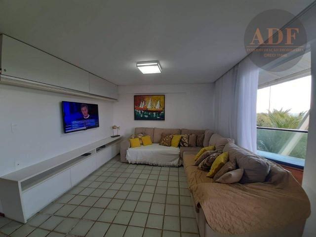 Âncorar - apartamento duplex - 3 quartos à Beira-mar de Porto de Galinhas Locação por Temp - Foto 9