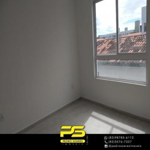 Apartamento com 1 dormitório à venda, 30 m² por R$ 126.700,00 - Jardim São Paulo - João Pe - Foto 8