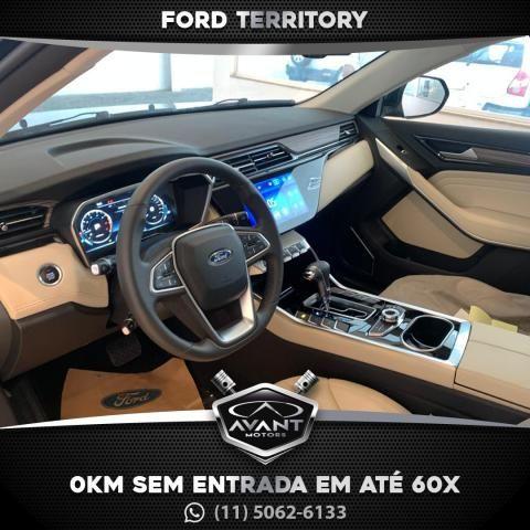 Ford Territory Titanium 1.5 Turbo EcoBoost GTDi - Foto 4