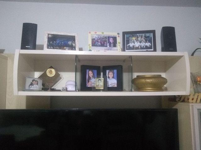 Vendo rack estante  com vários compartimentos, usado - Foto 5