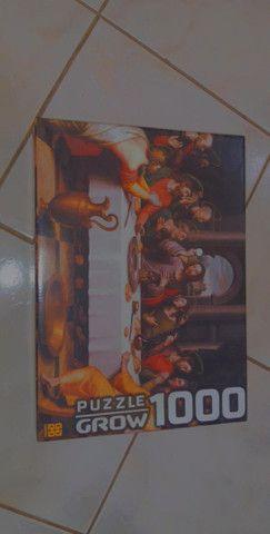 Quebra cabeça de 1000 peças. - Foto 2