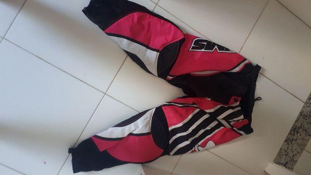 Calça Motocross IMS Tamanho 38 - Foto 2