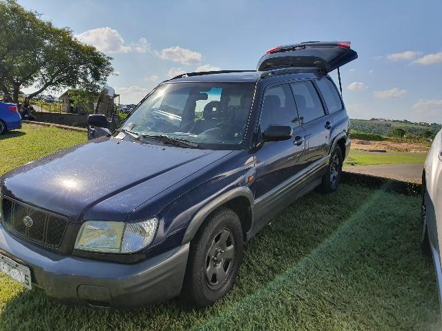 Subaru Forester ano 2000 MT - Foto 8