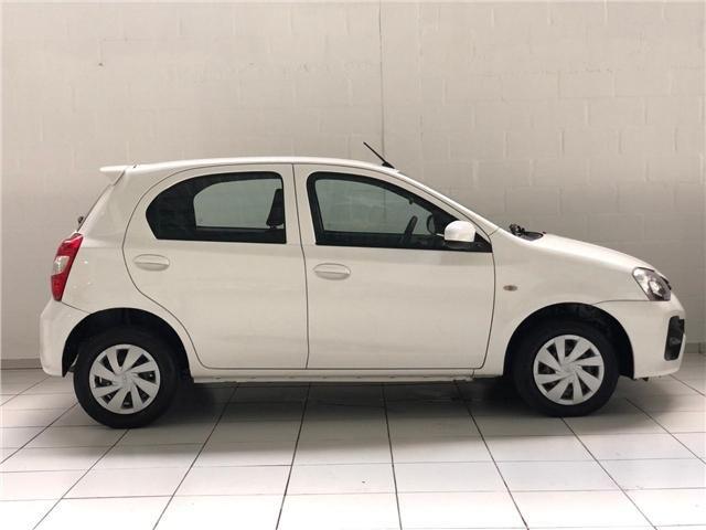 Toyota Etios 1.3 x 16v flex 4p manual - Foto 8
