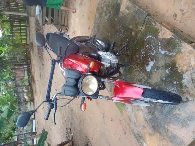 Vendo uma moto ou troco - Foto 5