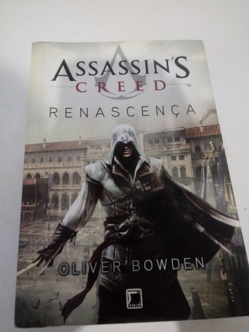 Livro Assassin's Creed Renascença