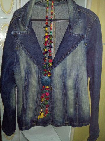Jaquetas jeans  - Foto 2