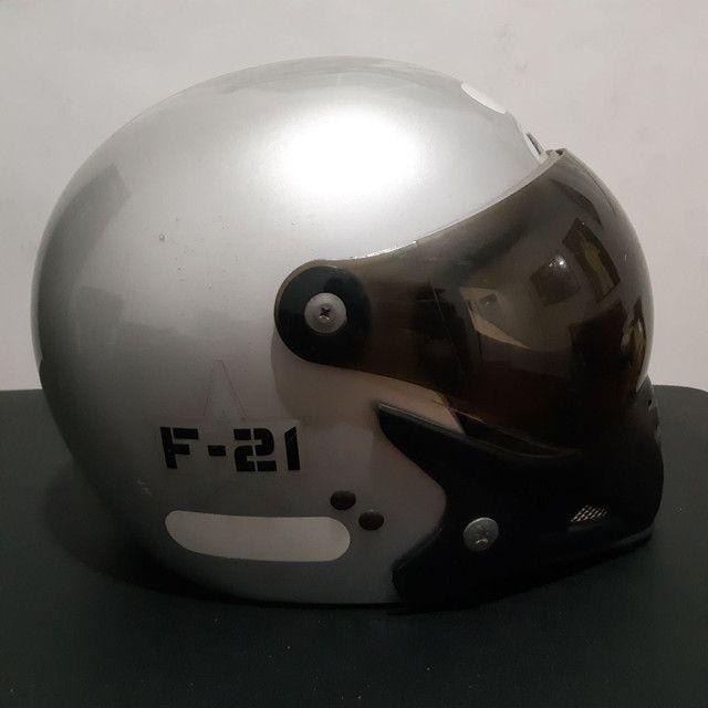 Capacete Peels F21 58