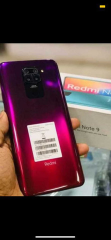 Redmi note9 128gb  LACRADO  - Foto 2