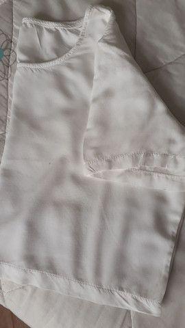 Conjunto calça jogger e blusa cropped  - Foto 4
