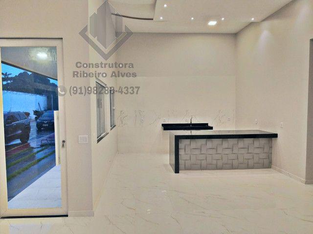 Casa Nova Condomínio Na Augusto Montenegro, Visite sem compromisso! - Foto 8