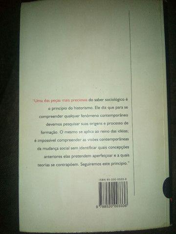 """Livro seminovo """"A Sociologia da Mudança Social"""" - Foto 5"""