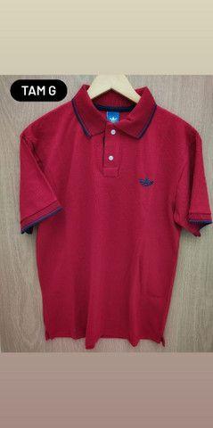 Camisas Gola polo Promoção R$ 45,00 - Foto 4