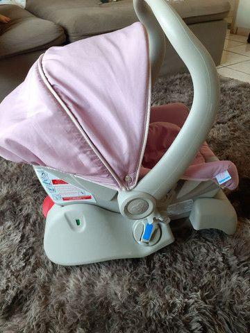 Bebê conforto semi usado - Foto 3