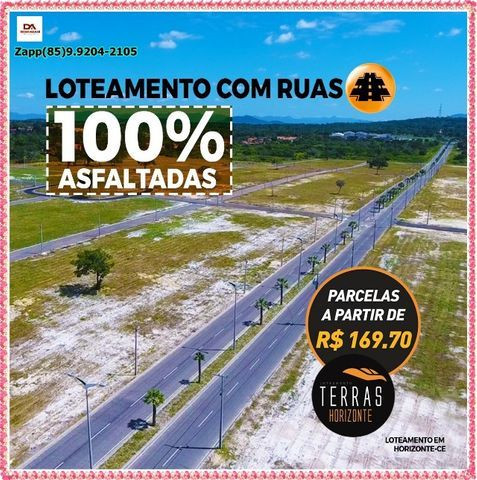 Loteamento Terras Horizonte!&!&! - Foto 7