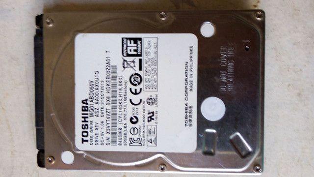 HD 500Gb 100R$ - Foto 2