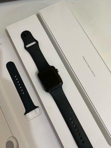 Apple Watch Series 3 42mm menos de um mês de uso - Foto 5