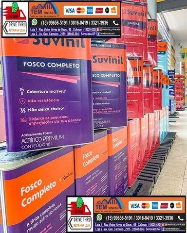 ¨¨¨Tintas e nossas Lojas especializada em todos os materiais de pintura.