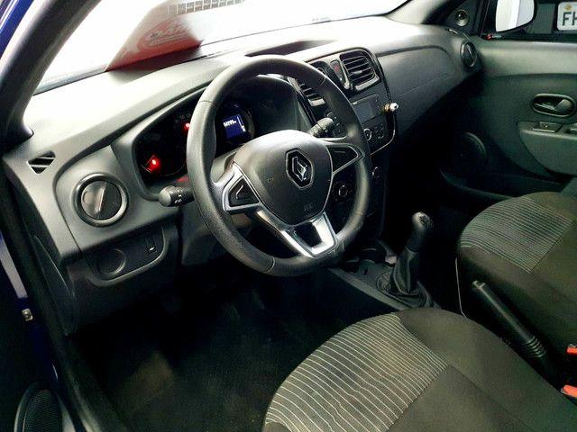 Renault Sandero Life 1.0 completo, 2020,oportunidade!!! - Foto 5