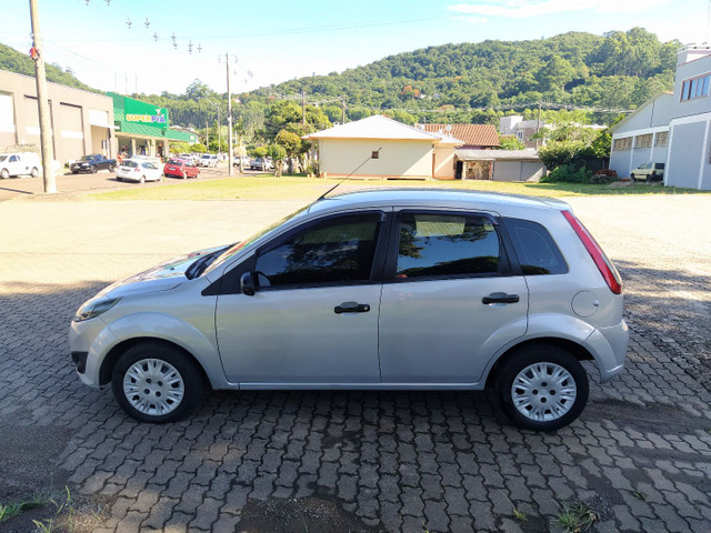 Ford Fiesta Hatch 1.0 8v (Flex) 2011 - Foto 9