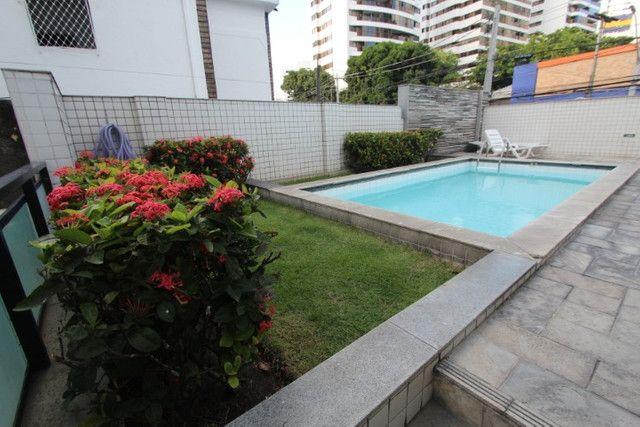 Apartamento jaqueira 3 quartos 2 suites 130m2 com 2 vagas, Recife-PE - Foto 17