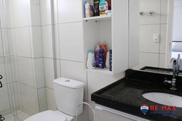Apartamento com 3 dormitórios à venda, 68 m² por R$ 215.000,00 - Jardim Cidade Universitár - Foto 11