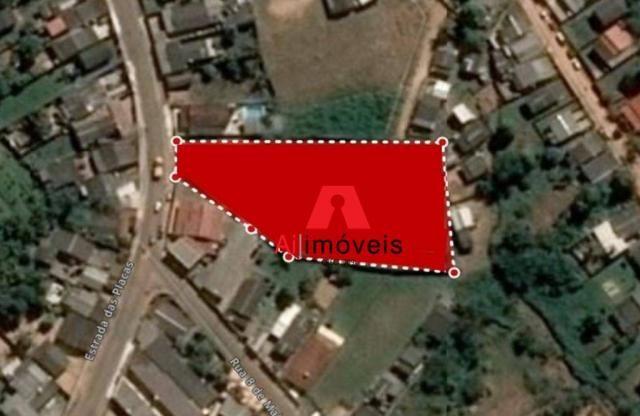 Terreno a venda no bairro Placas