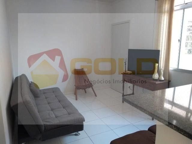 Apartamento para Venda em Uberlândia, Shopping Park, 2 dormitórios, 1 banheiro, 1 vaga - Foto 8