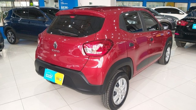 Renault Kwid Zen 1.0 12V 2020 manual - Foto 4