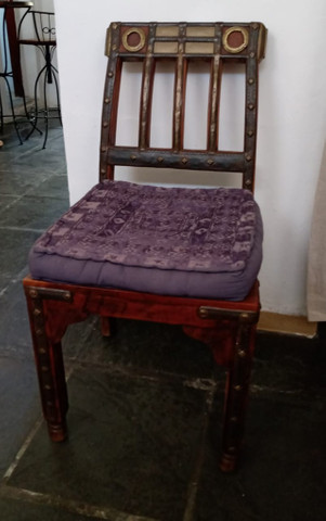 Cadeira Indiana antiga - Foto 2