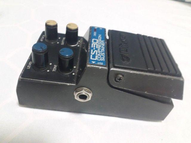 Pedal CS 30 compression oliver
