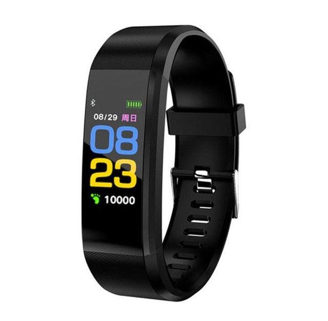 Smartband Relogio Inteligente Id115 Plus Hr Monitor Cardíaco - Foto 2