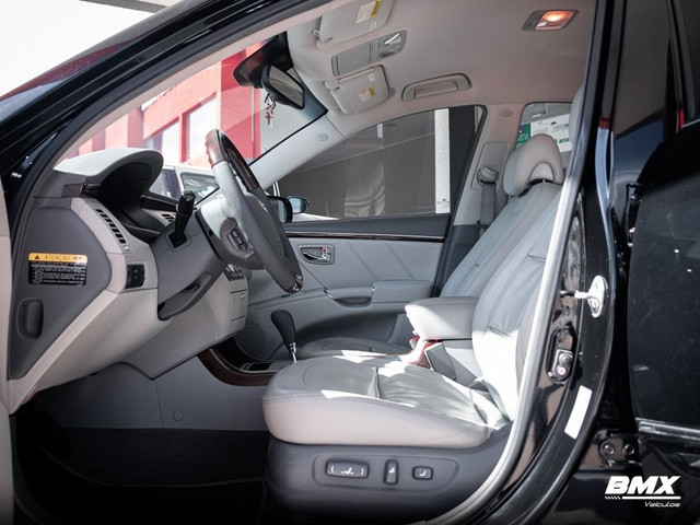 HYUNDAI AZERA 3.3 MPFI GLS SEDAN V6 24V GASOLINA 4P AUTOMÁTICO - Foto 17