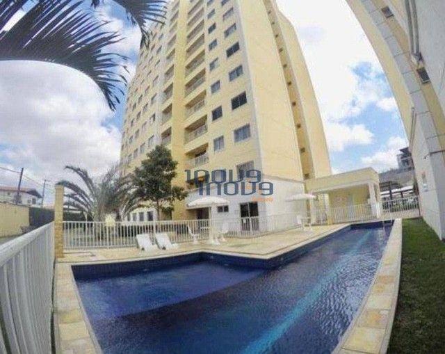 Apartamento com 3 dormitórios à venda, 67 m² por R$ 289.000,00 - Maraponga - Fortaleza/CE - Foto 2