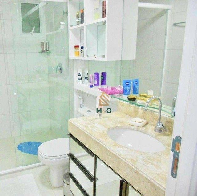 Apartamento com 3 dormitórios à venda, 115 m² por R$ 1.200.000,00 - Porto das Dunas - Aqui - Foto 5