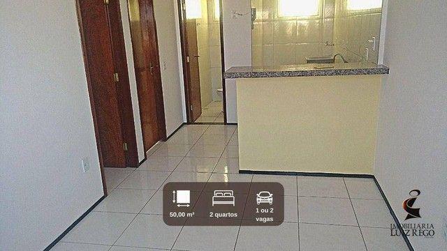 AP1678 -Aluga Apartamento Montese, 2 quartos, 1 vaga próx. ao colégio Lourenço Filho - Foto 2