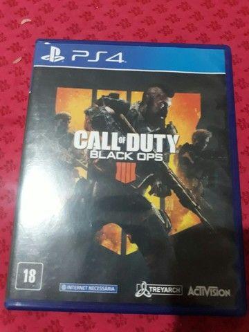 Call of Duty Black ops 3 PS4 novíssimo!! - Foto 4