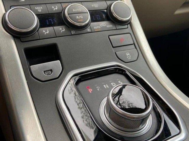 Ágio - Range Rover 2.0 Evoque PURE!!!! 34.500 + Parcelas de 1.740 - Leia o Anuncio - Foto 10