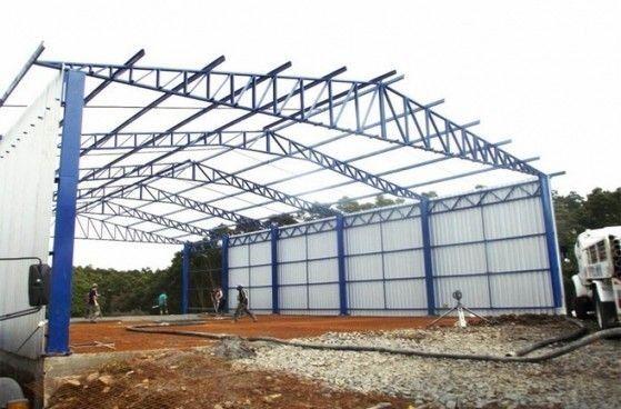 Galpão metálico para construção preços imbatíveis  - Foto 5