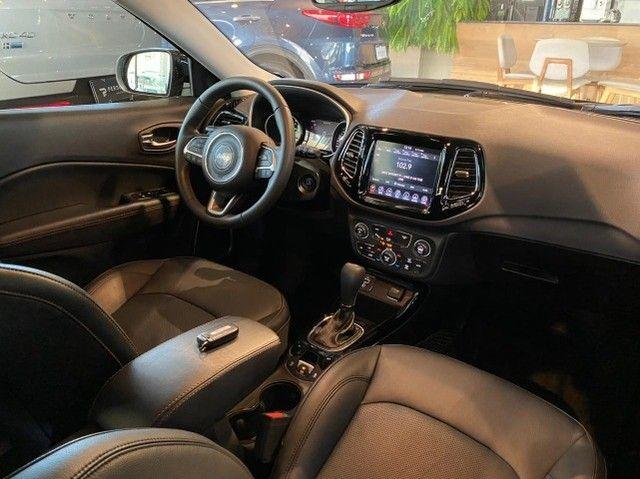 Jeep Compass Limited 2.0 Flex Automático 2020 - Foto 15