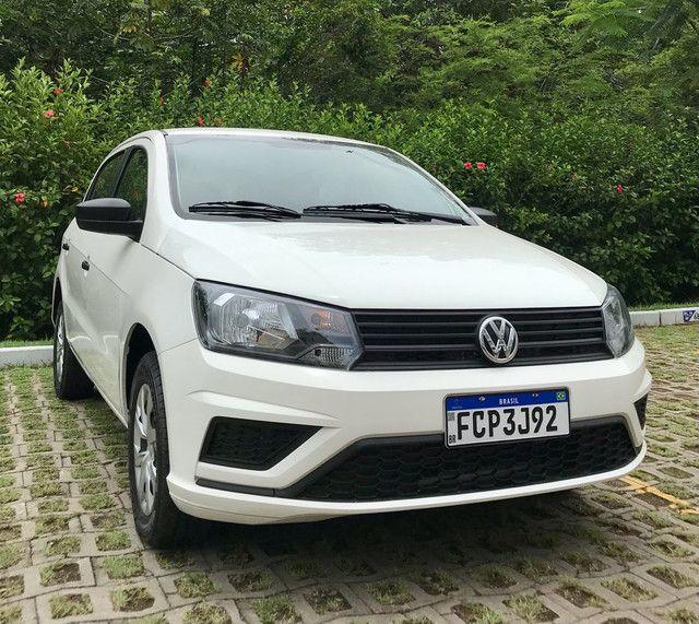 VW - Gol 1.0 2020 + veículo Zero Km (zero km mesmo) + IPVA GRÁTIS 2021 - Foto 2
