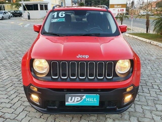 Jeep / Renegade Longitude 1.8 4x2 Automático Flex - Foto 2