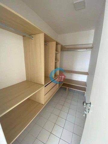 Apartamento com 4 quartos para alugar, 210 m² por R$ 6.500/mês - Casa Forte - Recife/PE - Foto 14