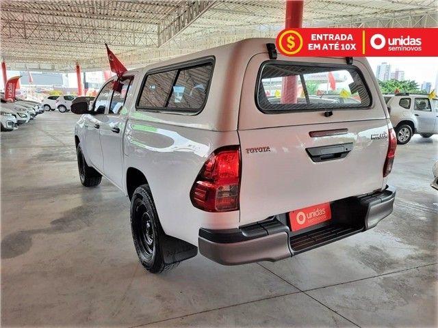 Toyota Hilux 2019 2.8 std 4x4 cd 16v diesel 4p manual - Foto 6