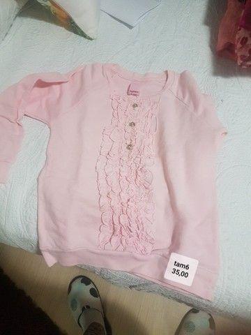 roupas infantil - Foto 4